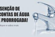 Governo de São Paulo prorroga isenção de contas de água para famílias de baixa renda
