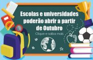 Prefeito de São Paulo anuncia volta às aulas presenciais para Outubro