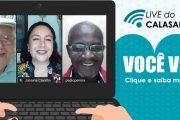 Transmissão ao vivo apresenta iniciativas do Sinthoresp em prol da cultura
