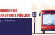 Saiba quais cuidados tomar no transporte público para evitar a COVID-19