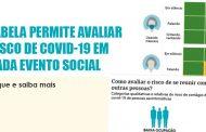 Saiba avaliar o risco de contaminação pela COVID-19 em cada situação