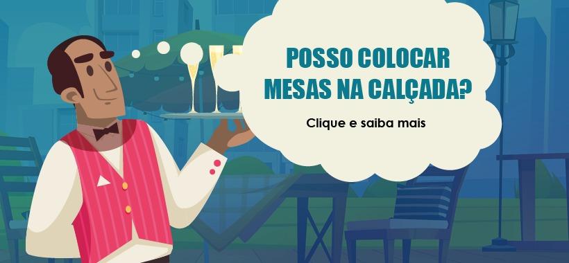 Prefeitura de São Paulo avalia liberação de mesas na calçada de bares e restaurantes