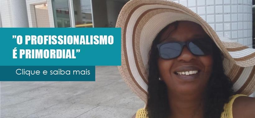 Arrumadeira conta sua história com a profissão