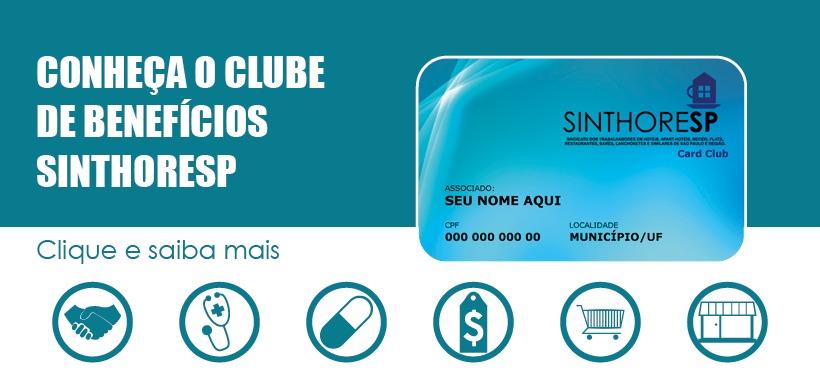 Garanta vantagens exclusivas com o Clube de Benefícios Sinthoresp