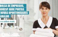 Com Bolsa de Empregos, Sinthoresp abre as portas para novas oportunidades de trabalho