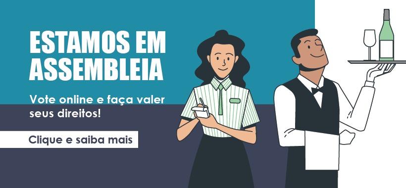 Trabalhadores tem até às 23h59 de hoje (05.01.21) para votar!