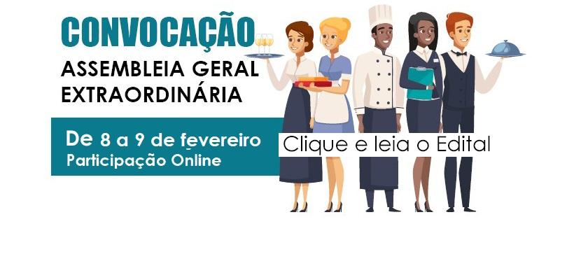 TRABALHADOR DE OSASCO E REGIÃO: Segunda, dia 8, tem assembleia online, leia edital