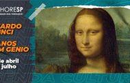 Exposição digital do MIS homenageia 500 anos de Leonardo Da Vinci