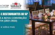 Com 96,5% de aprovação CCT de Bares e Restaurantes já está disponível.