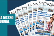 Já está disponível a nova edição do Jornal Sinthoresp