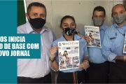 Guarulhos inicia trabalho de base com nosso novo jornal